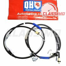 Rear Handbrake Cable Pair for MINI R50 R52 R53 - all models - 2001 to 2006