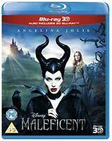 Maleficent  Blu-ray 3D   Blu-ray  [2014] [Region Free]