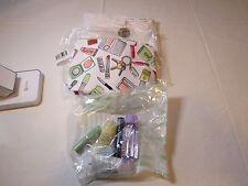 Clinique Bonus 5 pc Skin Care Set lip stick Cosmetic Bag Cleanser Lotion Mascara