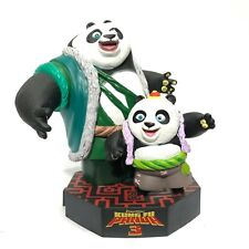 Kung Fu Panda 3 Movie Figurine Li Baby Po Topper Cinemas Theatres 2016
