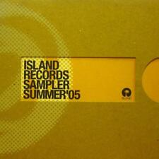 Various Rock(CD Album)Island Records Sampler Summer 2005-Island-2005-