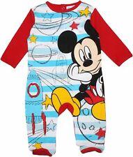 Mickey Mouse cohetes Bebé Crecer Traje Dormir Wear Suit