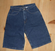 "Who Says? Arborwear Blue Denim Shorts size 30 with 13"" inseam New (017)"