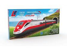 LE Toys Pista Treno Frecciarossa ETR 500 Alimentazione a batterie