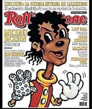 MICHAEL JACKSON Rolling Stone Argentina Magazine #136
