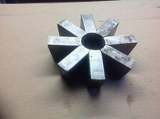 GATES HYDRAULIC HOSE CRIMPER DIE SET, APPROX 40mm SWAGING BLOCK DIES. TYPE 1.550