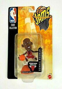 1998 NBA Mattel Jams Dennis Rodman Chicago Bulls Action Figure