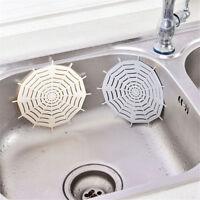 Sink Filter Drain Strainer Kitchen Bathroom Hair Stopper Catcher Bath Tub Plug