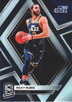 2018-19 Panini Spectra Basketball Silver #92 Ricky Rubio