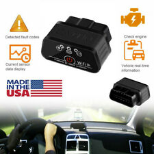 WIFI OBDII Car Auto Fault Diagnostic Scanner Scan Tool Catuo KW903 ELM327 OBD2