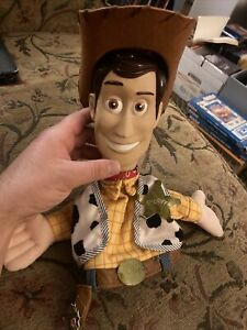 Woody Puppet * Disney Store * Toy Story * Rare