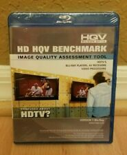 HQV Silicon Optix - HD HQV Benchmark Blu-ray Image Quality Assessment DISC Only