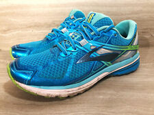 Brooks Revenna 7 Womens Size 9 B Blue Green Teal Running Athletic Sneakers Shoes