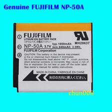 Genuine Original FUJIFILM NP-50A Battery For NP-50 F200EXR F300EXR F50fd F60fd