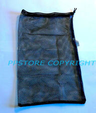 "Mesh Ball Laundry Gear Drawstring Bag 13"" x 24"" Extra Larger & Heavy Duty!"