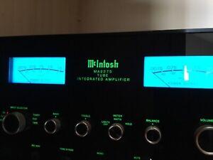 McIntosh MA2275 Integrated Tube Amplifier