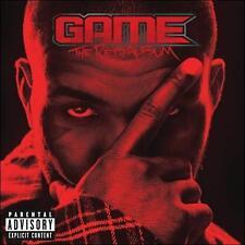 THE GAME (RAP) - THE R.E.D. ALBUM [F.Y.E. EXCLUSIVE BONUS TRACK] [PA] NEW CD