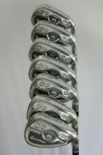 TAYLORMADE M CGB IRONS 5-SW SENIOR FLEX GRAPHITE SHAFTS