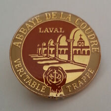 Pin's pin CHEESE FROMAGE LE VERITABLE TRAPPE ABBAYE LA COUDRE LAVAL (ref CL06)
