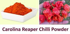 Carolina Reaper Chilli Powder - Get an Atomic Blast inside Your Mouth! 50 Grams