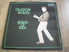 DUANE EDDY - LEGEND OF ROCK 2xLP LONDON 1975 BARELY PLAYED NEAR MINT
