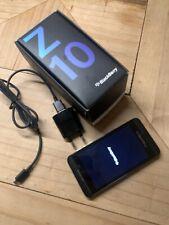 BlackBerry Z10 16GB Schwarz (Ohne Simlock) Smartphone