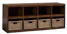 Hillsdale Furniture Tuscan Retreat® Storage Cube With Baskets
