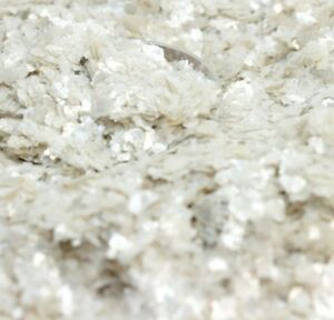 Cream White - Natural Mica Flakes - The Professionals Choice - 311-4347