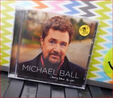"""Michael Ball New 2019 Fast Freepost """"Coming Home To You"""" CD BrightEyes Goin'Back"""