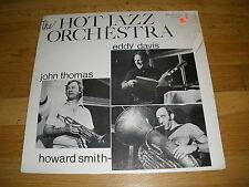 The HOT JAZZ ORCHESTRA eddy davis John Thomas howard smith LP Record - sealed