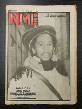 NME: Bob Marley, Blue Oyster Cult, Wilson Pickett, The Jam, 10th November 1979