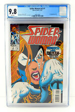 SPIDER WOMAN #1 Rematch with Death Web 1993 CGC 9.8