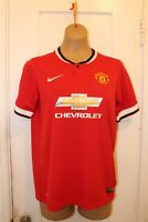 NIKE Manchester United MFC RADAMEL FALCAO #9 Home Jersey Youth XL 2014/15