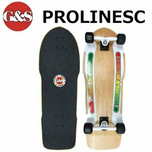 Gordon & Smith Skateboard G&S Complete reprint model the 70s and 80s PROLINES
