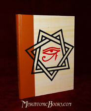 GENESIS OF THE BOOK OF THE LAW, Quarte Leather, Hell Fire Club, Aleister Crowley