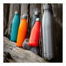 Smidge Stainless Steel Water Bottle - Insulated Metal Sport & Gym Drinks Flask