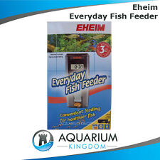 EHEIM Everyday Automatic Fish Feeder - Aquarium Auto Battery Fish Food Dispenser