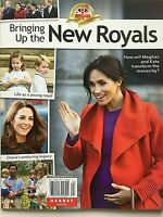 BRING UP THE NEW ROYALS 2019 HEARST Magazine KEGHAN, KATE, KIDS / BRAND NEW