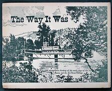 "St Maries & St Joseph River Valleys IDAHO - 1962 photo history ""The Way It Was"""
