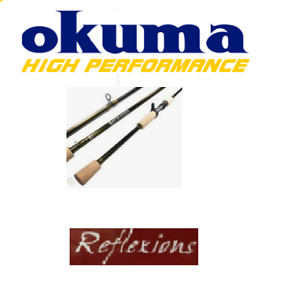 Okuma Reflexions 6ft 9in MA Spinning Rod (rx-s-661ma)