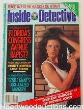 """""""Inside Detective"""" June 1990 Bad Girl Cover - High Grade"""