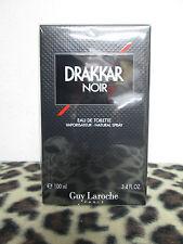 DRAKKAR NOIR  COLOGNE BY GUY LAROCHE MEN FRAGRANCE 3.4 OZ / 100 mlEDT NEW IN BOX