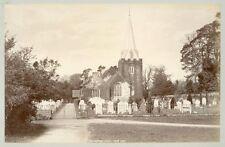 Albumen Print Stoke Pogis Buckinghamshire c 1880 George W. Wilson England Photo