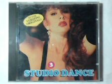 CD STUDIO DANCE 3 ICE MC U.S.U.R.A. OUTHERE BROTHERS MATO GROSSO DAYDREAM NIKITA