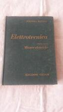 INGEGNERIA-*ELETTROTECNICA *VOLUME 3 MISURE ELETTRICHE - OLIVIERI RAVELLI- 1966