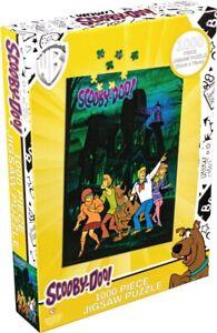 Scooby Doo 1000 Piece Jigsaw Puzzle