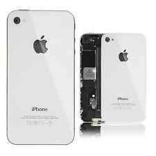 NEW Replacement Battery Cover/Glass for Apple iPhone 4 (WHITE) x 10