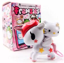 Tokidoki x Hello Kitty Frenzies STELLINA Unicorno Zipper Pull Keychain Charm