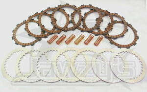 Wiseco Clutch Plates/Springs/Pack Kit CPK030