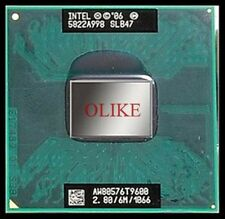 Intel Core 2 Duo T9600 2.8GHz/6M/1066MHz Socket P CPU AW80576GH0726M